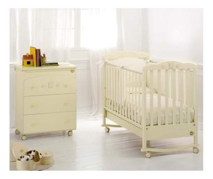 Комод детский Baby Expert Teddy крем