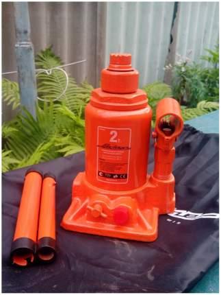 Домкрат телескопический бутылочный гидравлический Airline AJ-TB-02 2т 161-387 мм