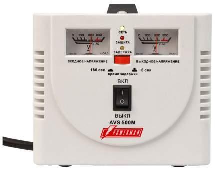 Однофазный стабилизатор Powerman AVS 500M