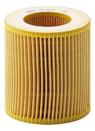 Фильтрующий элемент масляного фильтра MANN-FILTER HU816X