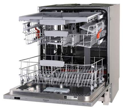 Встраиваемая посудомоечная машина 60 см Hotpoint-Ariston HIO 3C23 WF