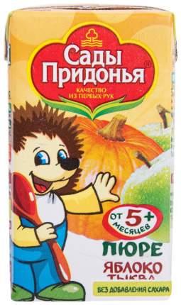 Пюре фруктовое Сады Придонья Яблоко-тыква с 5 мес 125 г