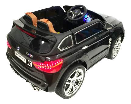 Электромобиль BMW Х5 черный RIVERTOYS