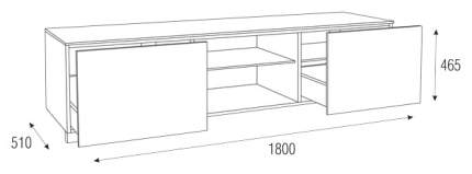 Подставка для телевизора MetalDesign MB-31