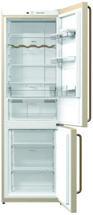 Холодильник Gorenje NRK 611 CLI Beige