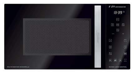 Микроволновая печь с грилем Kaiser M 2500 S black