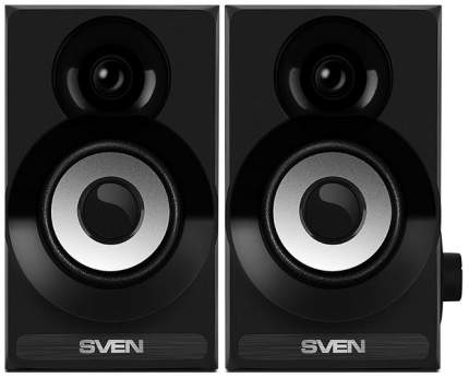 Колонки для компьютера Sven SPS-517 Black