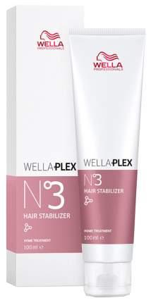 Крем для волос Wella Professionals WellaPlex №3 Hair Stabilizer 100 мл