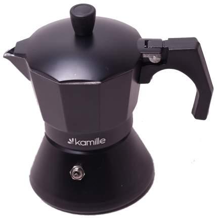 Кофеварка гейзерная Kamille 2511