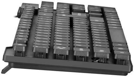 Клавиатура Defender Element HB-190 Black