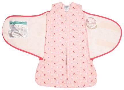 Спальный конверт Babydays Розовый р.48-58