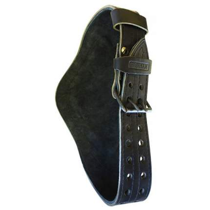IRONMAN Ремень кожаный 2-х слойный с доп. поддержкой спины (2)