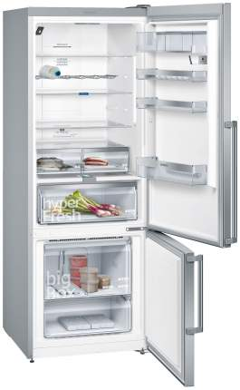 Холодильник Siemens IQ500 KG56NHI20R Silver