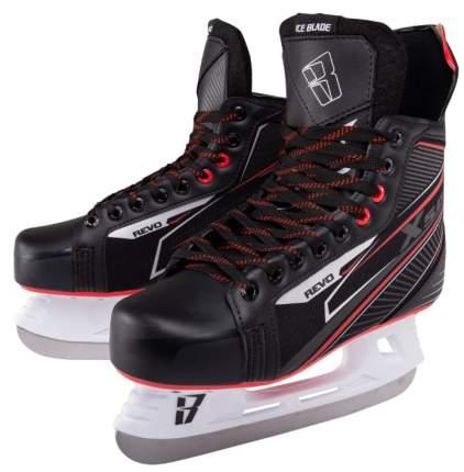 Коньки хоккейные Ice Blade Revo X5.0 красные/черные, 35