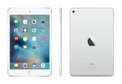 Планшет Apple iPad mini 4 Wi-Fi 32 Gb, Silver (MNY22RU/A)