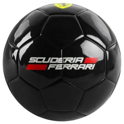Футбольный мяч Ferrari Carbon №5 black