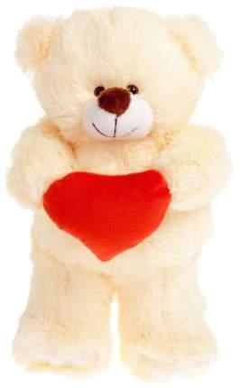 """Мягкая игрушка """"Медведь с сердцем"""", 30 см Рудникс"""