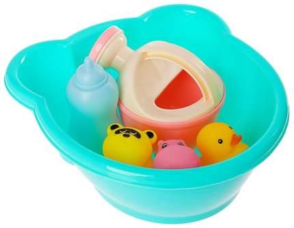 Игрушка для купания Крошка Я 3650061 6 шт в ассортименте