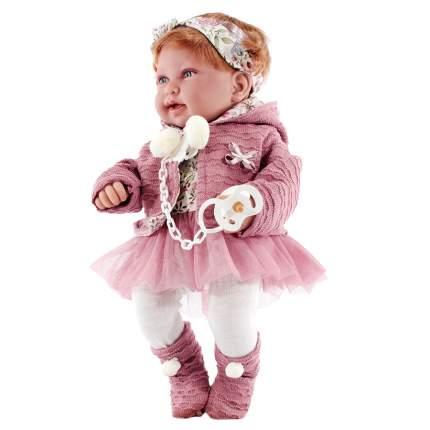 Кукла Antonio Juan саманта в розовом