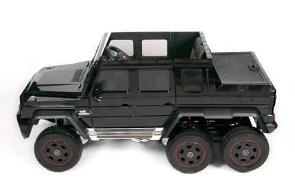 Детский электромобиль Barty Mercedes-Benz G63-AMG 4WD (Лицензия), Чёрный