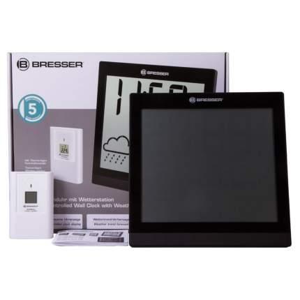 Метеостанция Bresser TemeoTrend JC LCD Black
