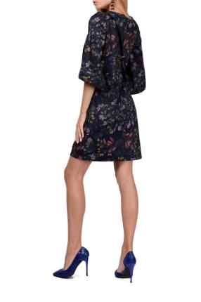 Платье женское FRANCESCA LUCINI F1184 синее 42 RU