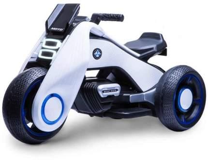 Детский электромотоцикл BMW Vision Next 100 трицикл - BQD-6288-WHITE