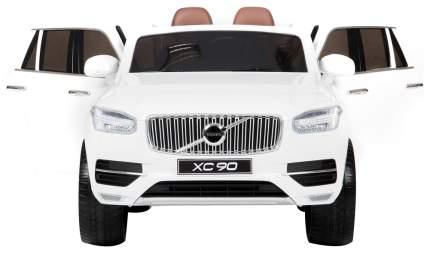 Электромобиль DAKE Volvo XC90 со звуковыми и световыми эффектами белый