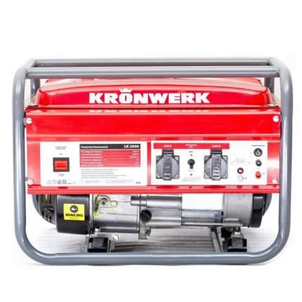 Бензиновый генератор KRONWERK LK 2500 94687