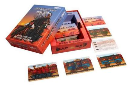 Настольная игра Рыжий кот Дикий поезд ИН-7669