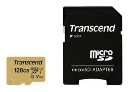 Карта памяти Transcend Micro SDXC 500S TS128GUSD500S 128GB