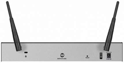 Сетевой экран D-Link DSR-500AC/RU/A1A Black