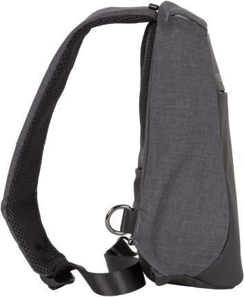 Рюкзак женский Polar П0075 4,8 л черный