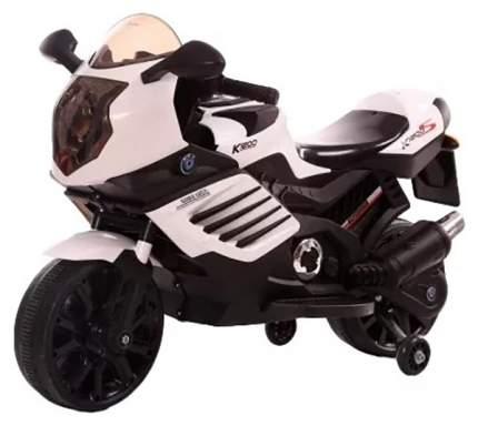 Детский электромотоцикл Jiajia Moto Sport LQ-168 Белый