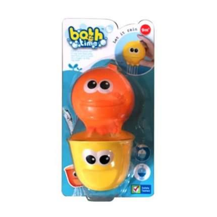 НАША ИГРУШКА Набор игрушек для купания Осьминожки-лейки, 2 предмета 200137896