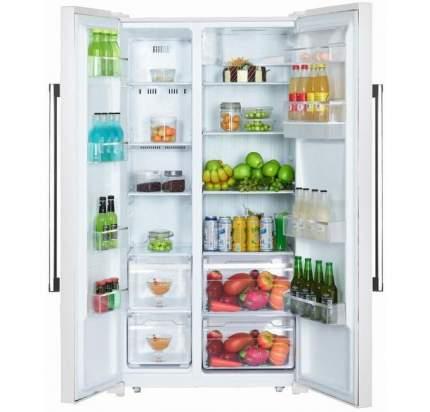 Холодильник Graude SBS 180.0 White