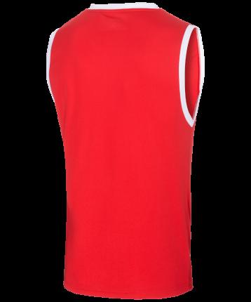 Майка Jogel JBT-1001-021, красный/белый, L INT
