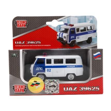 Полицейская Машинка Технопарк UAZ 39625 ДПС Полиция