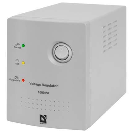 Однофазный стабилизатор Defender AVR Real 1000VA 99019