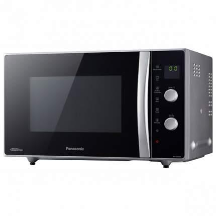Микроволновая печь с грилем и конвекцией Panasonic NN-CD565BZPE grey