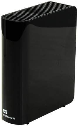 Внешний диск HDD WD Elements Desktop 2TB Black (WDBWLG0020HBK-04)
