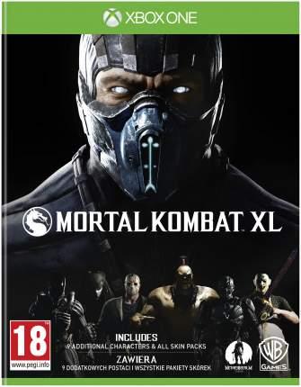 Игра Mortal Kombat XL для Xbox One