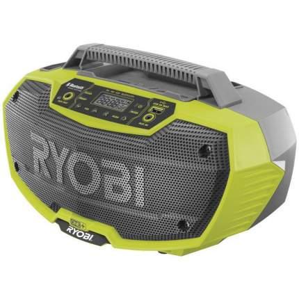 Аккумуляторный радиоприемник Ryobi R18DDJSPS-LL20S 5133002734 БЕЗ АККУМУЛЯТОРА И З/У