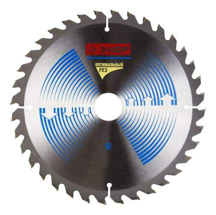 Диск по дереву для дисковых пил Зубр 36903-200-32-36
