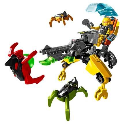 Конструктор LEGO Hero Factory шагоход эво 44015