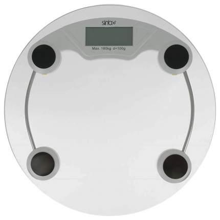 Весы напольные Sinbo SBS 4431 Прозрачный, серебристый