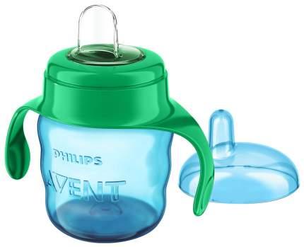 Чашка-непроливайка Philips Avent с носиком и ручками SCF551/00, 200 мл