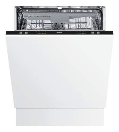 Встраиваемая посудомоечная машина 60 см GORENJE GV62211