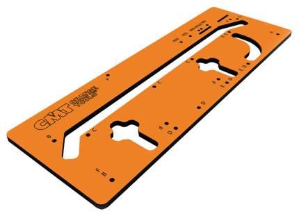 Шаблон пластиковый для столешниц 420-650мм CMT650