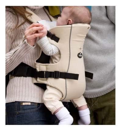 Рюкзак-переноска для детей carramio, бежевый